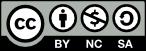 Creative Commons License by-nc-sa 3.0
