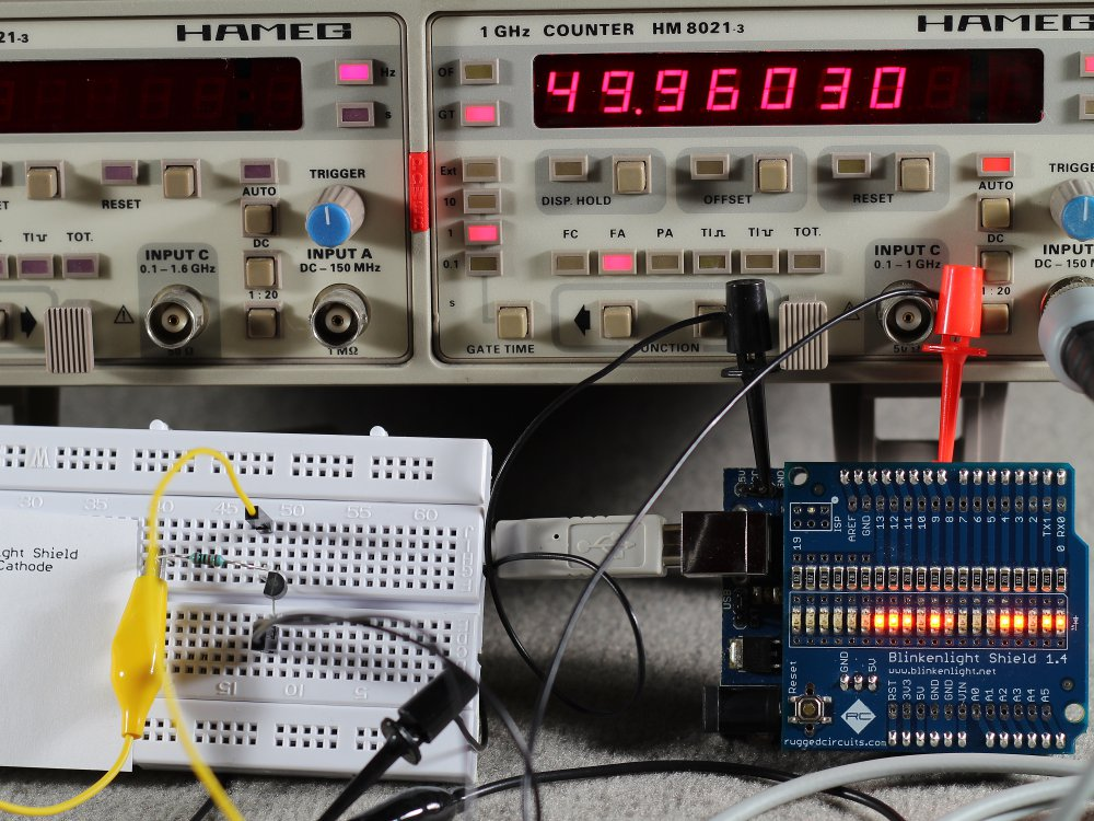 Electric Grid Monitor : Power grid monitor blinkenlight