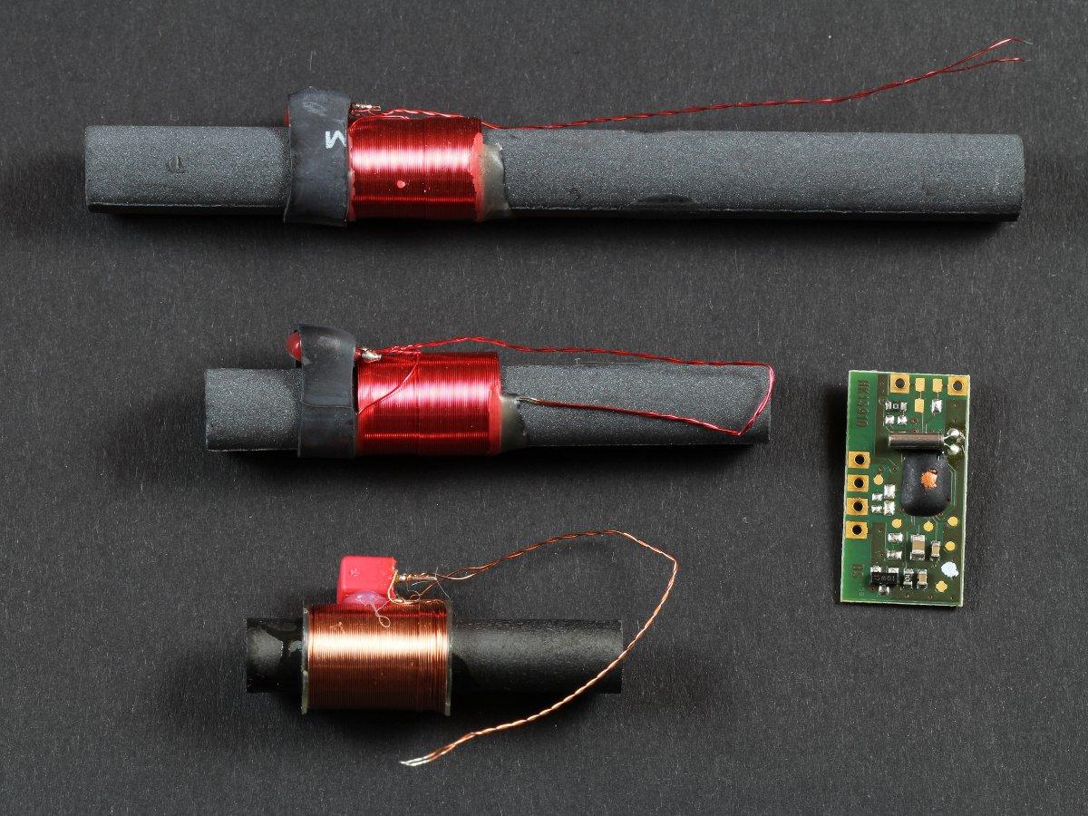 Dcf77 Receiver Modules Blinkenlight