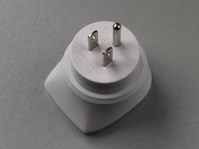 Segula Cross Travel Adapter
